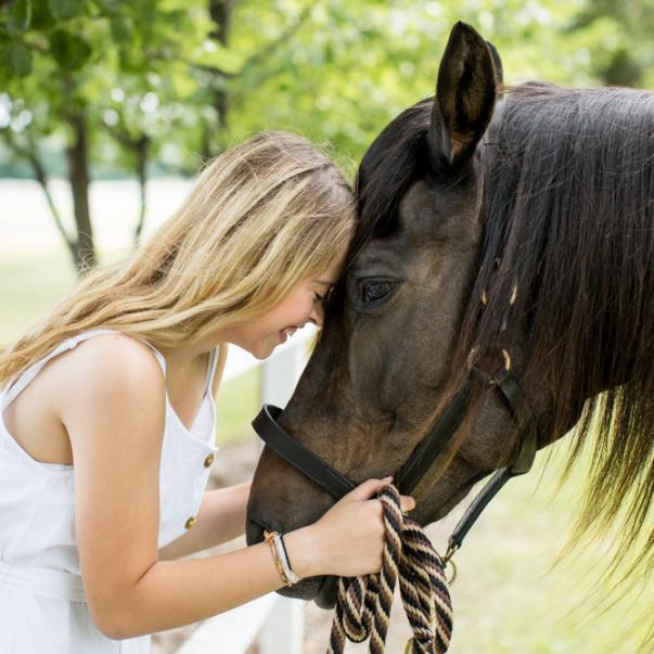 High-School-Senior-Horses-Country-Barn-Michigan-18